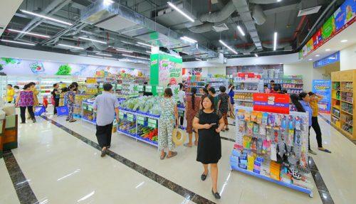 Phần mềm quản lý siêu thị-chuỗi siêu thị