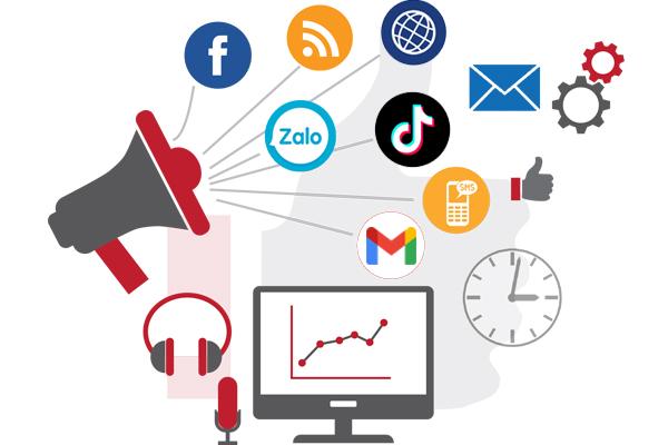 Làm sao để có một chiến lược Marketing đa kênh hiệu quả