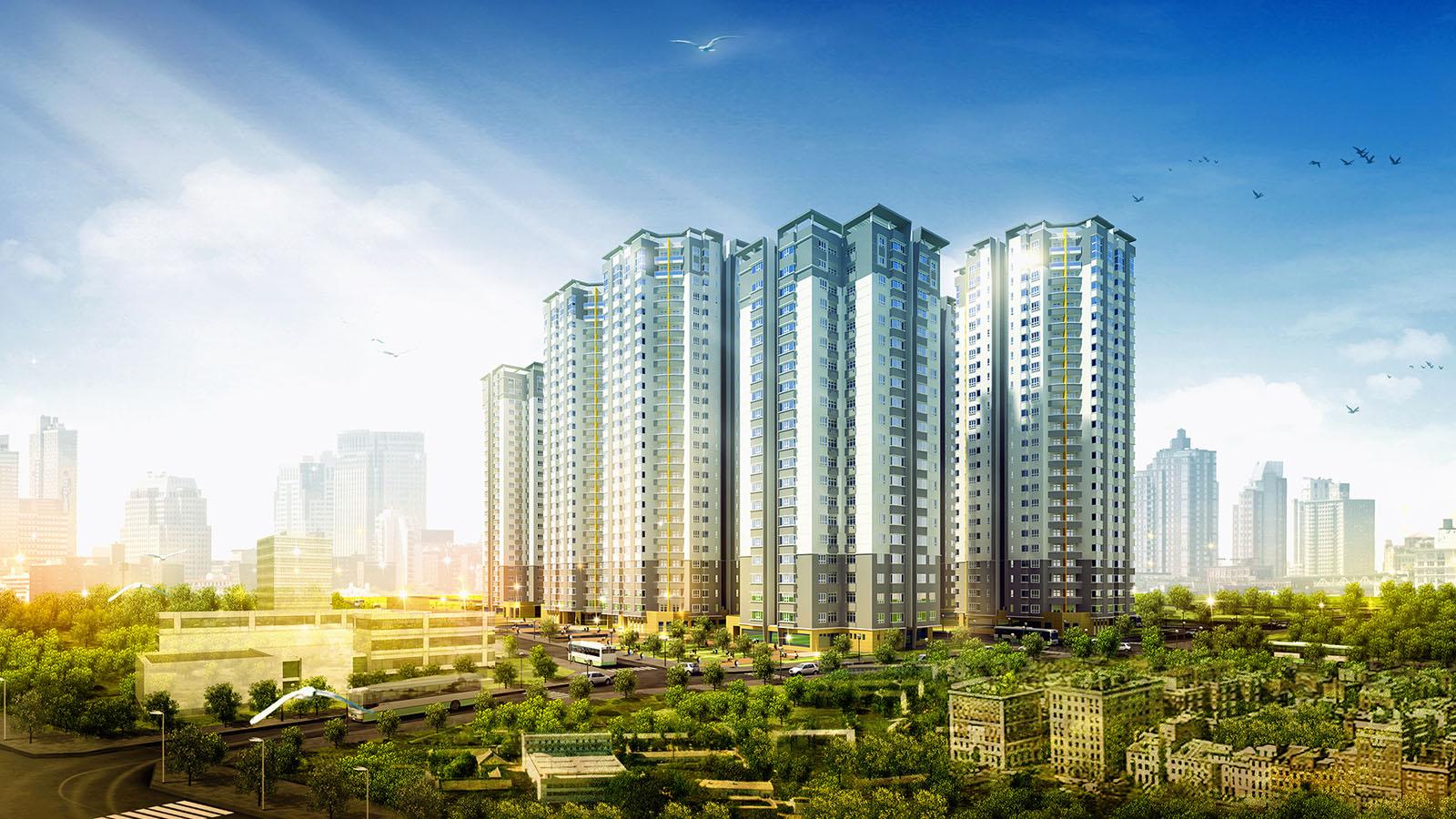 Phần mềm quản lý khách hàng cho bất động sản Next CRM