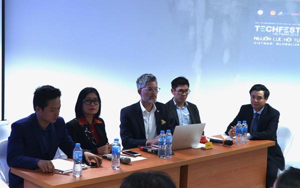 [Cafebiz] CEO NextCRM – Nextfarm tại Techfest Việt Nam 2019 với chủ đề xu hướng chuyển đổi số tại Việt Nam