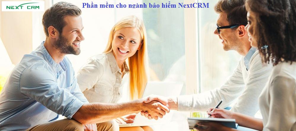 Phần mềm CRM ngành bảo hiểm tốt nhất hiện nay