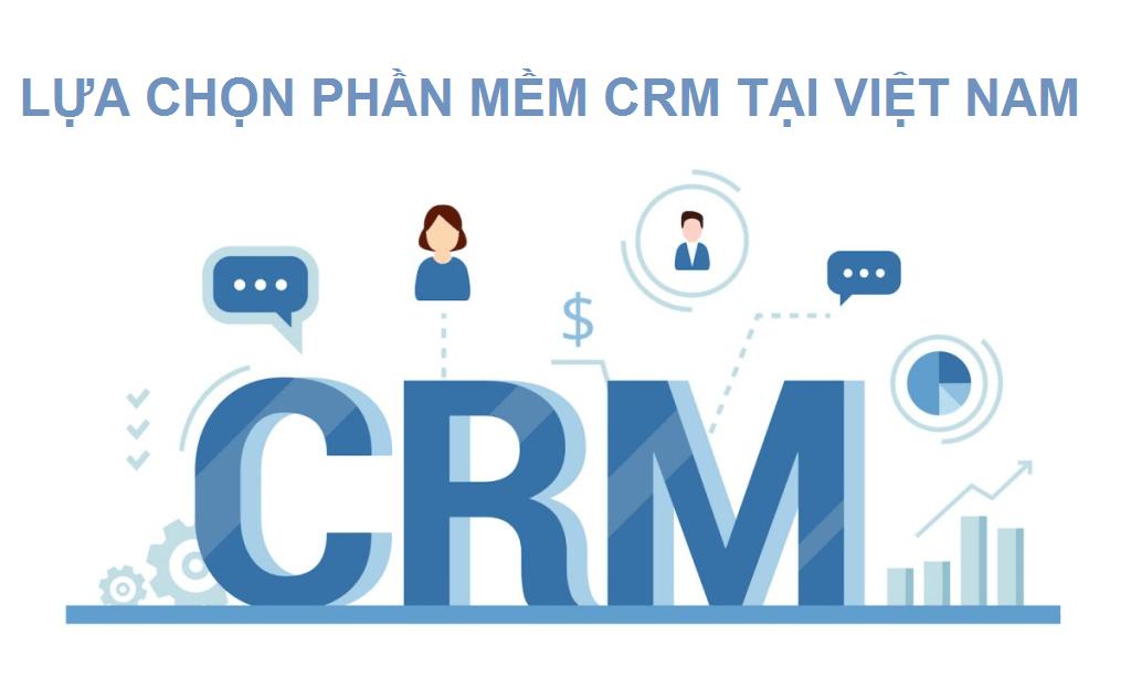 Phần mềm CRM cho doanh nghiệp