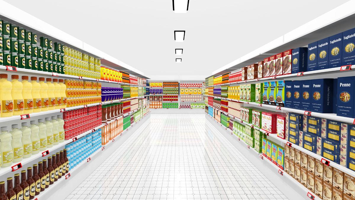 Phần mềm quản lý bán hàng siêu thị