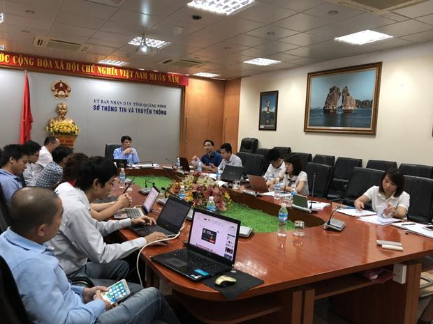 CEO NextCRM cùng Vinasa tham gia hội nghị chuyển đổi số với Sở thông tin và Truyền thông Quảng Ninh