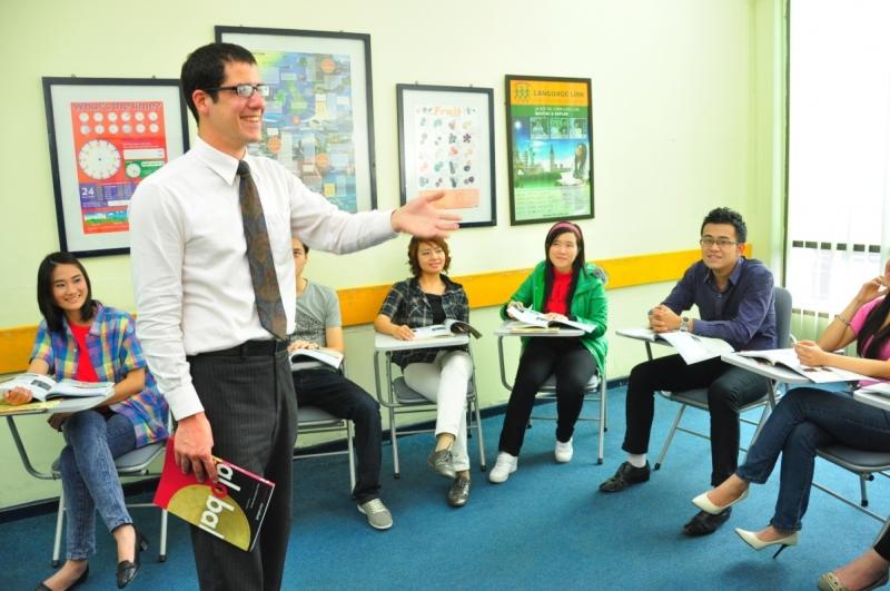 Phần mềm CRM cho giáo dục đào tạo-trung tâm ngoại ngữ