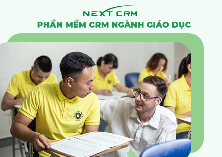CRM giáo dục – Tích hợp quản lý dạy học online