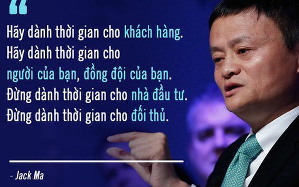 Tiết lộ 15 nguyên tắc bán hàng đắt giá của Jack Ma