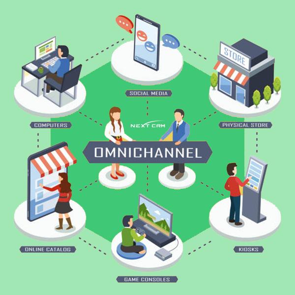 Đột phá doanh số nhờ bán hàng đa kênh Omni Channel
